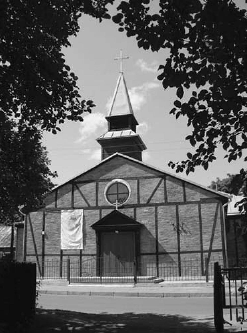 11 il. Karolis Reisonas, Mažoji Kristaus Prisikėlimo bažnyčia, 2011, Aido Vasiliausko nuotrauka