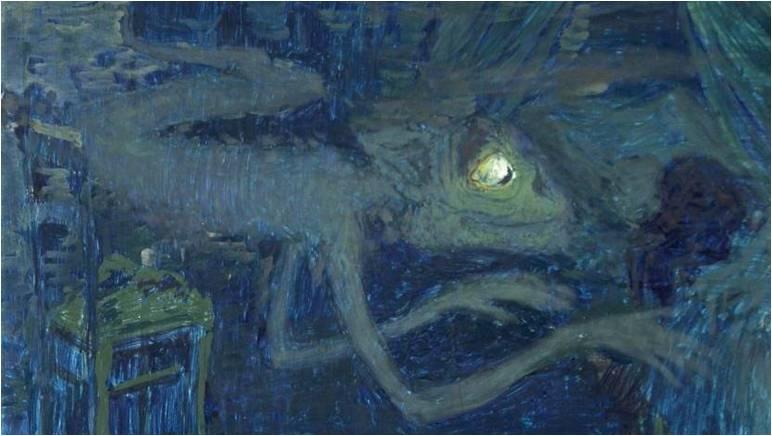 """5. Jaroslavo Panuškos """"Vampyras"""" (1900)"""