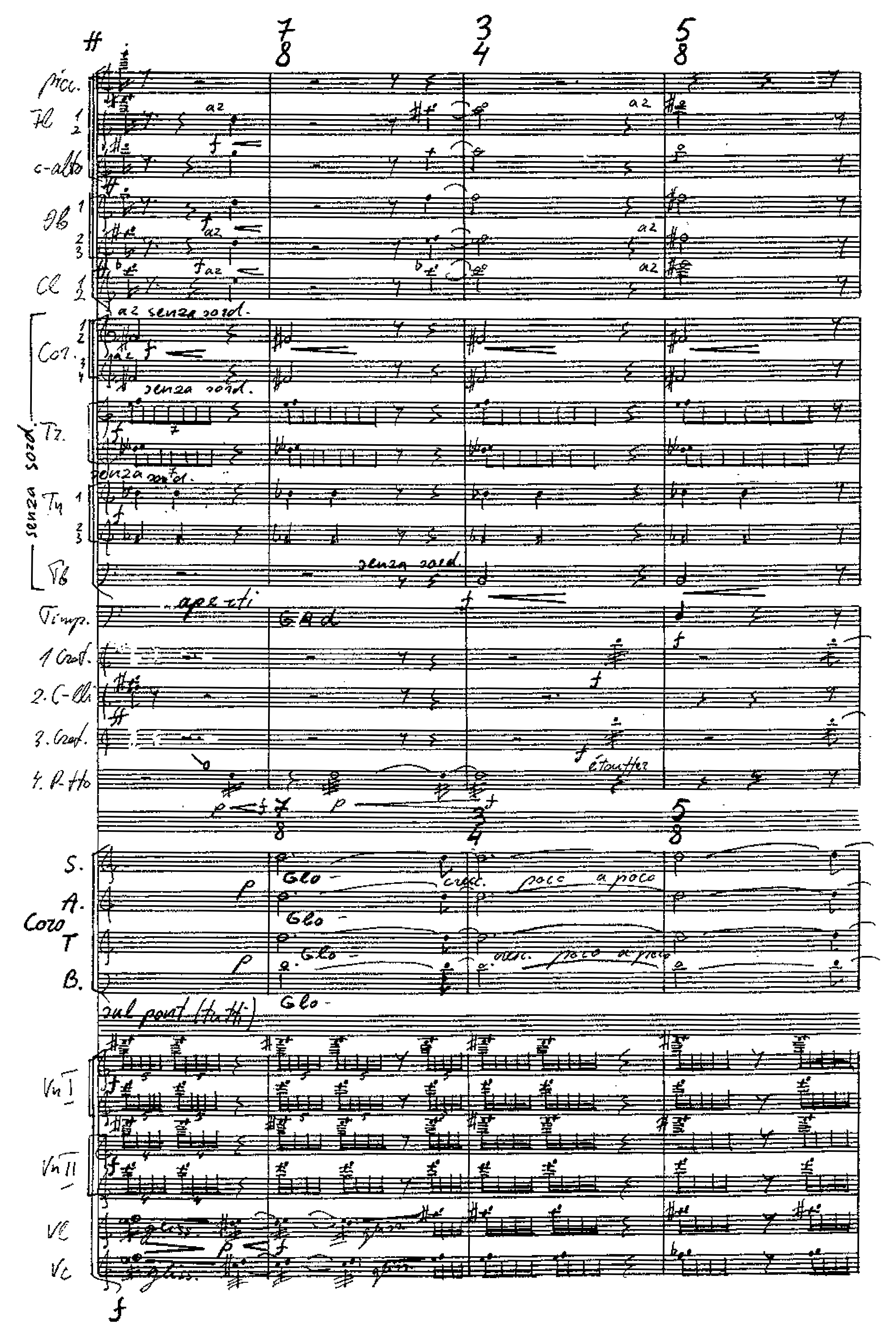 "4 pvz. ""Bethleem (symphonia secunda)"""