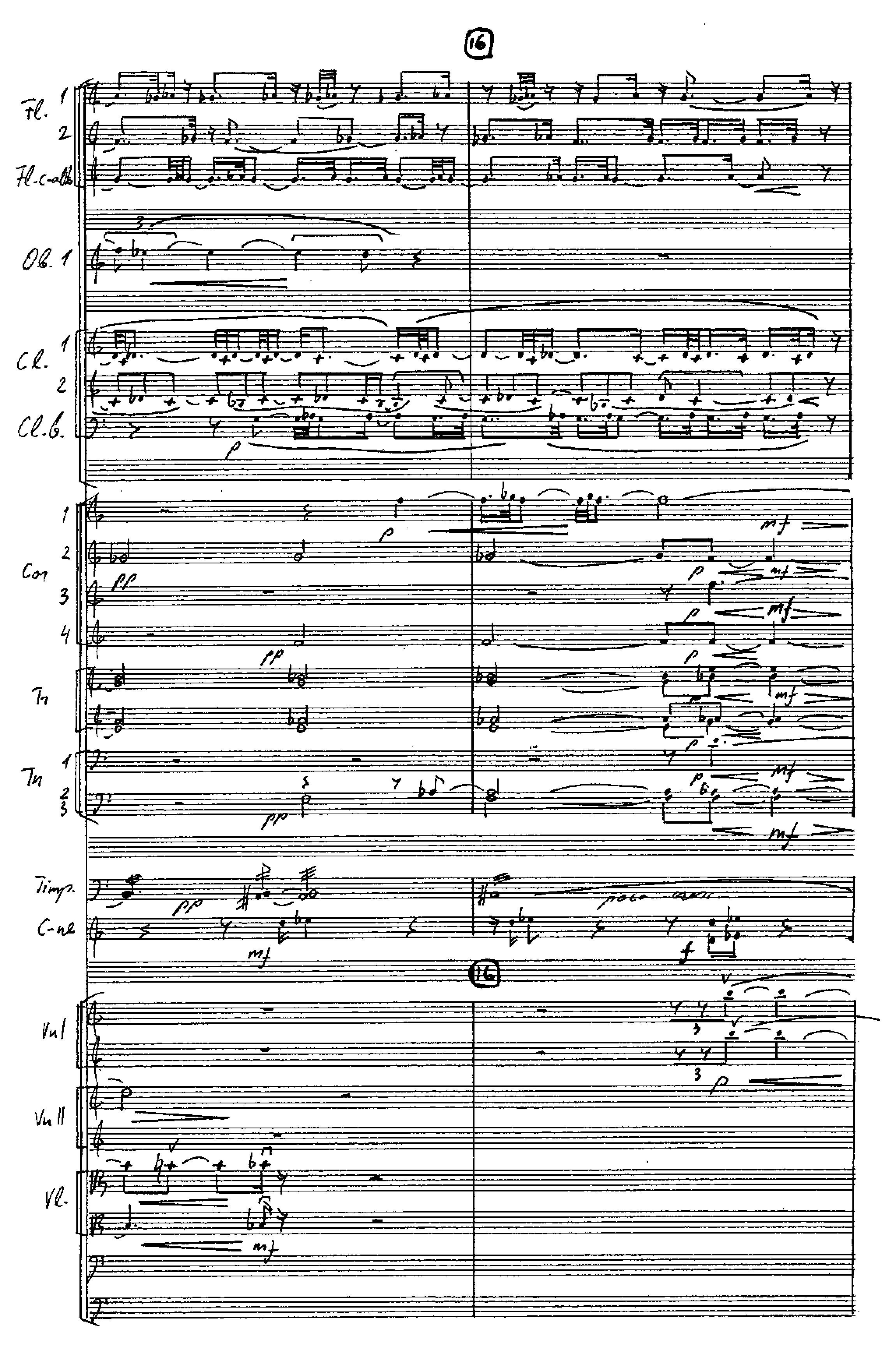 "3 pvz. ""Angelus Domini (symphonia prima)"""