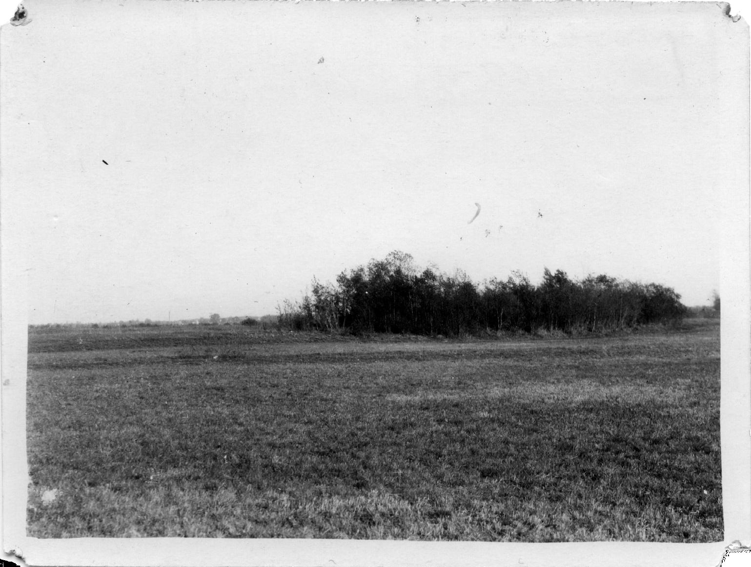 4 pav. Šyšos Švedkapiai 1953 m. B. Ščeponavičiaus nuotrauka iš Šilutės muziejaus fondų (ŠM 169-F) / Fig. 4. Švedkapiai at Šyša, 1953 (photo: B. Ščeponavičius, Šilute Museum, SM 169-F)
