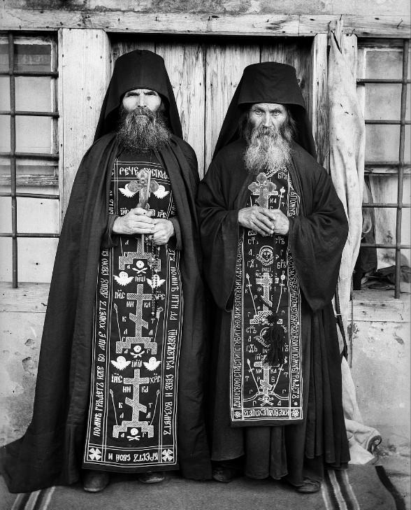 Šv. Atono kalno asketai (XX a. pradžia)
