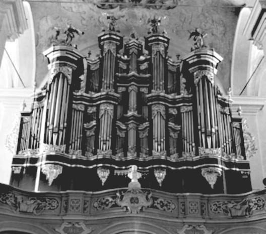 4 pav. Vilniaus Šv. Jono Krikštytojo ir šv. Jono apaštalo ir evangelisto bažnyčios vargonai. G. Povilionio nuotr.